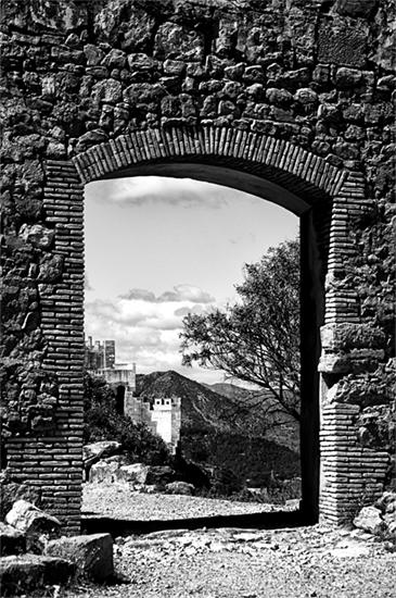 Porta del castell