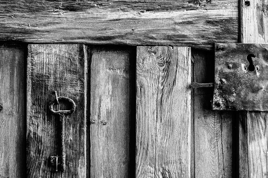 puerta y llave